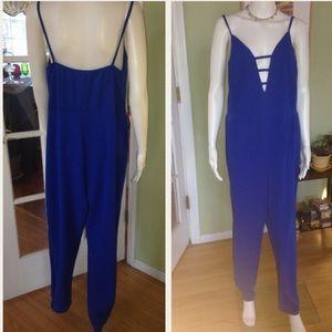 Pants - Jumpsuit⭐️⭐️Gorgeous Blue Jumpsuit